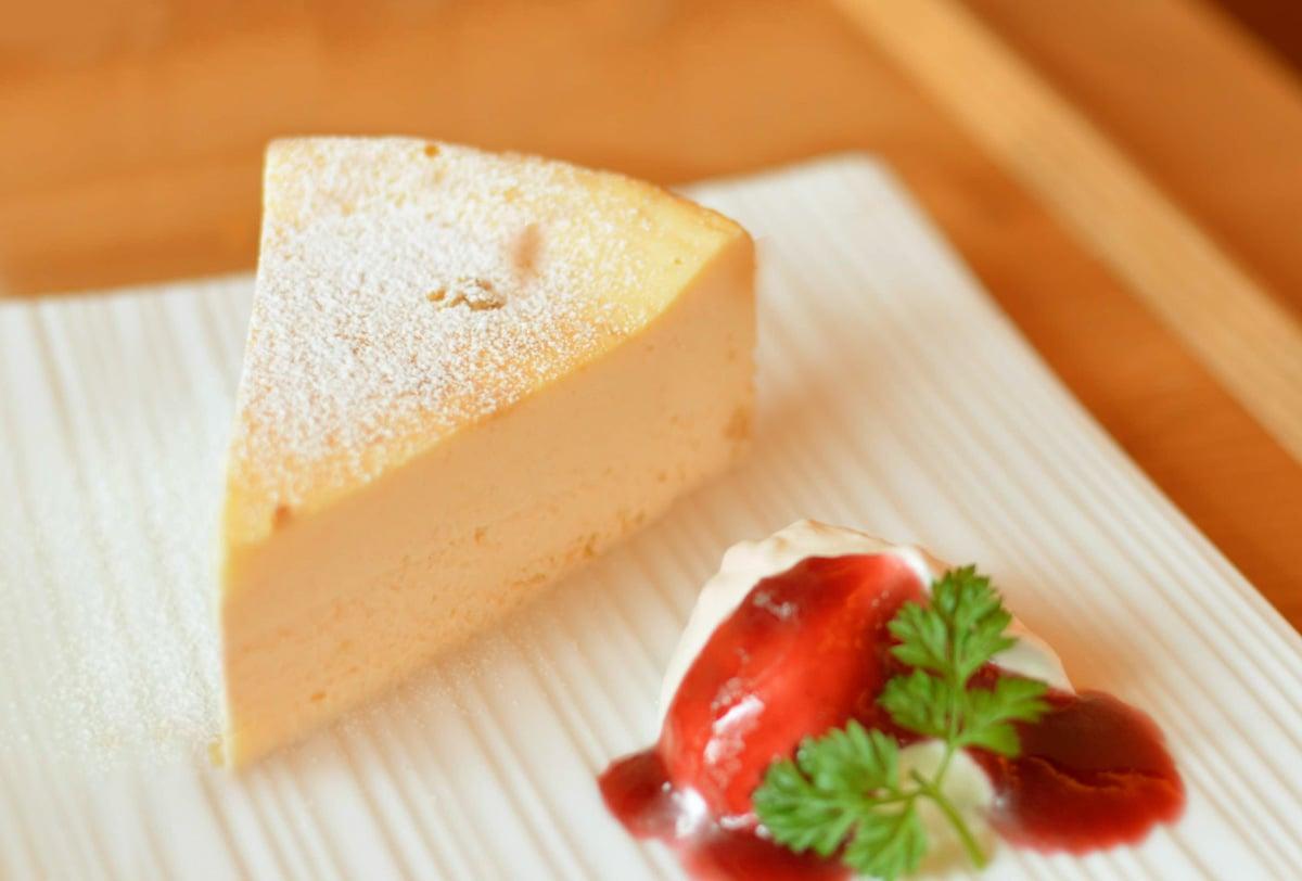 A light lemon cheesecake recipe from Jean Trebek-insidewink Reliable Recipes