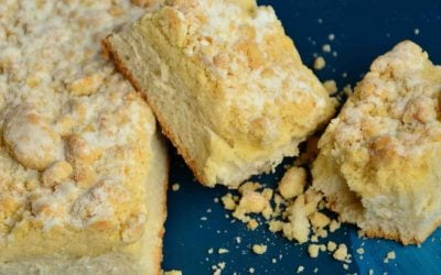Reliable Recipes: Best Ever Crumb Cake